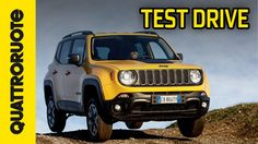 Jeep Renegade Trailhawk 2015 Preview