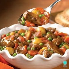 This Traditional Irish Stew recipe has evolved over the decades to the recipe it is at presently from my G-ma. I can remember as a youngster on the farm the many times my G-ma used to make this Irish stew with me assisting her with washing and. Crock Pot Recipes, Slow Cooker Recipes, Beef Recipes, Diabetic Recipes, Cube Steak Recipes, Recipies, Healthy Recipes, Pressure Cooker Beef Stew, Power Pressure Cooker