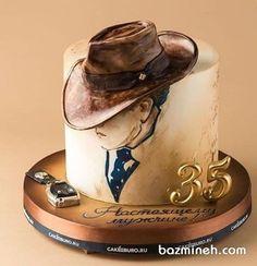 Birthday cake for husband men fondant 66 ideasBirthday cake for husband men fondant 66 ideas cake birthdayCake; Birthday Cake For Husband, Birthday Cakes For Men, Husband Cake, Cake Birthday, Cake Decorating Techniques, Cake Decorating Tips, Unique Cakes, Creative Cakes, Cake Design For Men