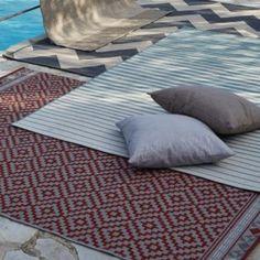 Tapis 230x160cm intérieur et extérieur Rouge - osiris - Les grands tapis - Tapis pour chambre et salon - Tapis - Décoration d'intérieur - Alinéa
