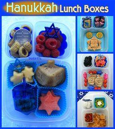 Hanukkah Themed Lunches