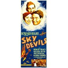 Sky Devils Canvas Art - (24 x 36)