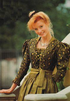 Dirndl Revue Sommer 1991