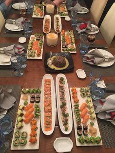 sushi invite alex charitatou