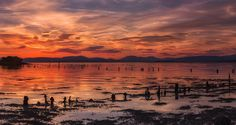 https://flic.kr/p/KfUw6c | Sunset on Clyde | Sunset over the Firth of Clyde from…