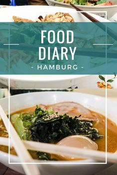 Food Diary Hamburg – Burger & Pizza trifft Asia Edition