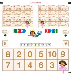 Mini, Play To Learn, Kids Education, Creative, Preschool, Teaching, Activities, Tattoo, Math Activities