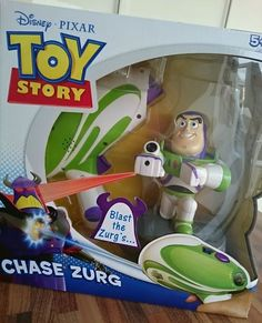 Chase Zurg - One For Toy Story Fans!