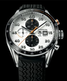 TAG Heuer Carrera McLaren 1974 Edition Yes please