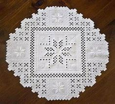 Butterfly Jungle: Mother Knows Best: Hardanger Embroidery