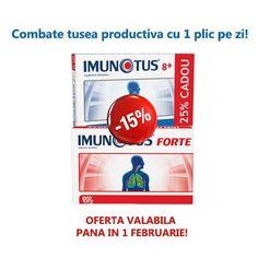 Pentru menținerea sănătății tractului respirator vă propunem două produse foarte bune, cu o reducere pe măsură Catalog, Brochures