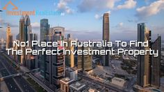 #Australia's No.1 Place to Find The Perfect #RealEstate #Investment #Properties