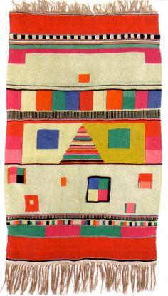 Bauhaus textile.