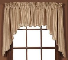 Free Valance Curtain Patterns | Curtain Patterns for Sewing Curtains, Window Treatments, and Valance ...