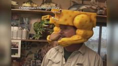 "GREEN BAY -- Many Wisconsinites, and even people across the country and beyond are proud to be ""Cheeseheads."" But what, exactly does that mean? One man spent five years of his life trying to find o..."