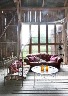 Barn Living