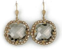 e7252d95a Catherine Popesco Earrings Pearl Earrings, Drop Earrings, Stone Earrings,  Crystals, Gold,