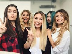 Dagibee & LifewithMelina & Luna Darko & Paola Maria & Shirin David #girls