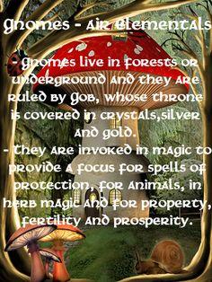 Fairyland | Gnomes - Air Elementals
