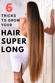 6 Ways to Actually Make Your Hair Grow - Your Classy Look