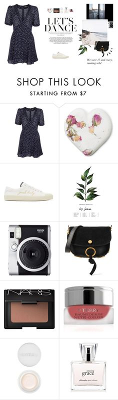 """""""Possibility."""" by biljanamilenkovic ❤ liked on Polyvore featuring Anja, Yves Saint Laurent, Fuji, Chloé, Old Navy, NARS Cosmetics, By Terry, rms beauty and philosophy"""