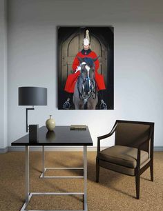 A personal favorite from my Etsy shop https://www.etsy.com/listing/500532671/guard-london-england-royal-guard-uk