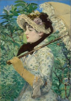The painting Jeanne (Spring) boasts remarkably varied brushwork and a bold yet sophisticated sense of colour which makes a wonderful fine art jigsaw puzzle.