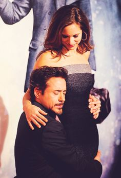 Robert Downey Jr. and Susan Downey: OTP