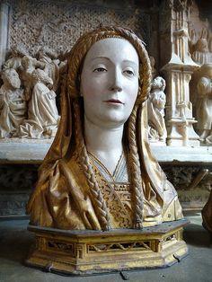 Female Saint Reliquary I by feministjulie, via Flickr