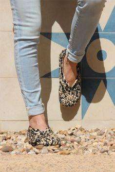 Pla Bonanova Mix shoes. http://www.greetingsfrommallorca.com/en/products/for-you/pla-bonanova-mix-shoes