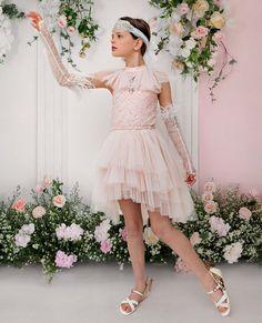 Tutu du Monde Tutu, Girls Dresses, Flower Girl Dresses, Girly Girl, Wedding Dresses, Fashion, Bride Gowns, Ballet Skirt, Wedding Gowns