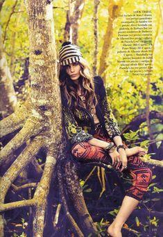 #boho #hippie #style  lol ha sooooo me tree hugger oh yea