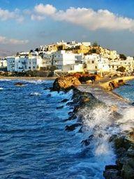 Naxos. Greece