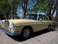 For Sale 1973 Mercede-Benz 280 SE Sedan