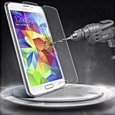 02e4426382e Anti-Scratch Tempered-Glass Screen Protector for iPhone 4/4s/ & 5/5c/5s &  Samsung S5. Mica Cristal TempladoFundasCristalesProtector De CelularProtector  ...