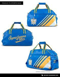 Sigma Gamma Rho Duffel Bag