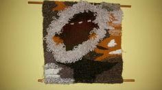 Fairy tree by Geraldine corcoran Fairy Tree, Weaving, Closure Weave, Loom Weaving, Knitting, Soil Texture