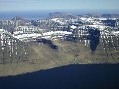 Kunoy,Faroe Island.