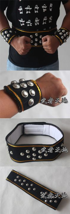 Hand Wraps 179779: Tradition Shaolin Kung Fu Martial Arts Wristbands Fighting Hand Wraps Strap Gear -> BUY IT NOW ONLY: $32.85 on eBay!