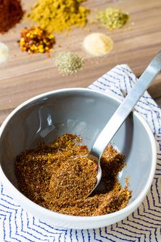 How to Make Taco Seasoning! Tasty!