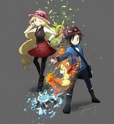 pokemon x and y | Tumblr-Anime