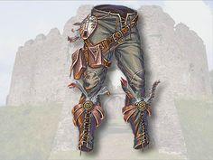 Concept shaman armor by Gloroh