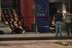 <p>Chihuahua, Chih.- Luego de los hechos violentos que se sucitaron en el bar LTS en el Boulevar Ortiz Mena donde tres guardias de seguridad y un mesero perdieron