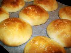 Chifle pentru hamburgeri, pljeskavica sau sandviciuri Hamburger, Bread, Food, Bosnia, Croatia, Brot, Essen, Baking, Burgers
