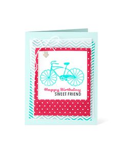 Happy Birthday Sweet Friend Card
