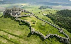 "Spis Castle - Spišská Nová Ves, Slovakia - One of the biggest castles ruins in Europe. Watch: <a href=""http://destinations-for-travelers.blogspot.com.br/2015/10/spis-castle-spissky-hrad-slovakia.html"" target=""_blank"" rel=""nofollow"">destinations-for-...</a>"