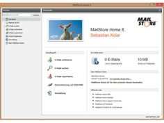 MailStore Home: E-Mails lokal sichern©COMPUTER BILD