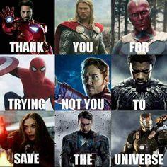 . . . . . . . . . . . . . #marvellegends #marvelmemes #marvel #marvelcinematicuniverse #avengersinfinitywar #avengersinfinitywars #infinitywarspoilers #infinitywar #ironman #captainamerica #buckybarnes #starlord #blackpanther #tchalla #shuri @marvelstudios @marvel @heroes_ig @marvel_entertainment @robertdowneyjr @avengers