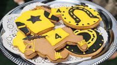 Perfect cookie recipes for horse lovers! #KentuckyDerby #horseracing