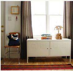 die besten 25 billy regal vorhang ideen auf pinterest billy hack billy regal korb und. Black Bedroom Furniture Sets. Home Design Ideas